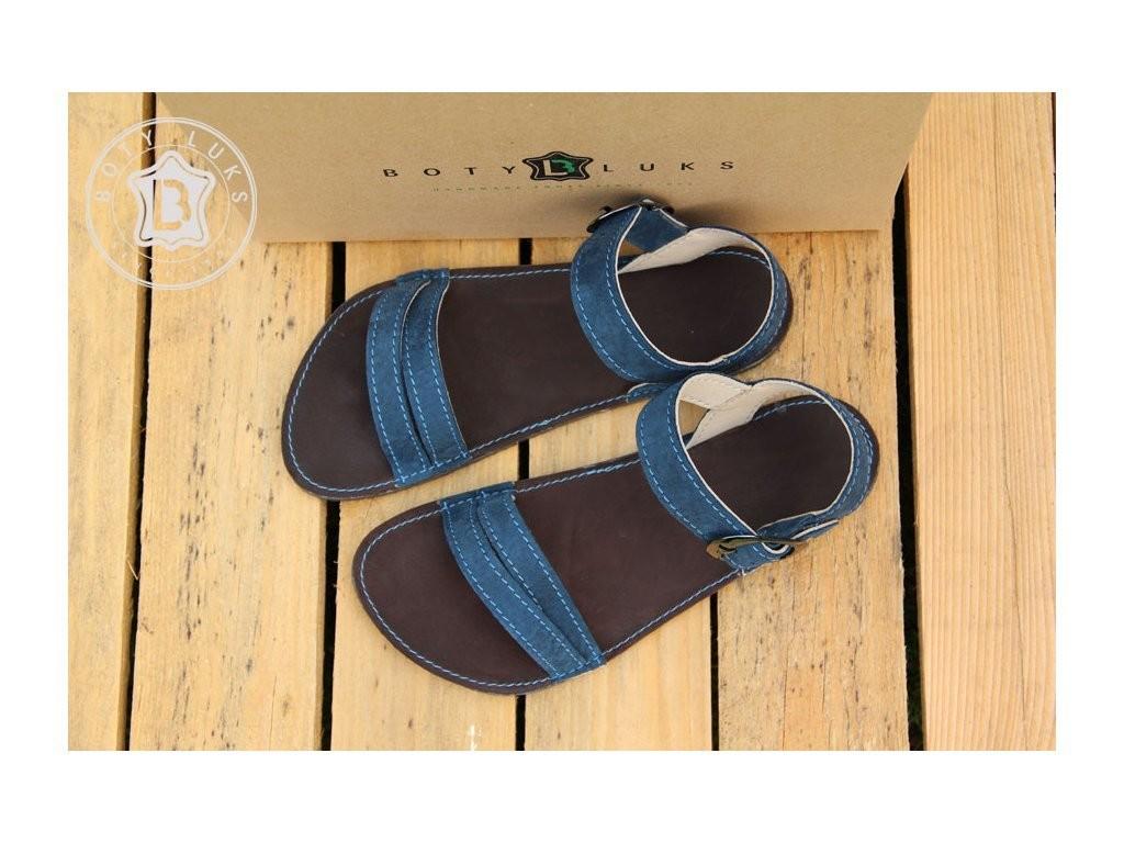 Boty Luks Verano sandaalid sinised