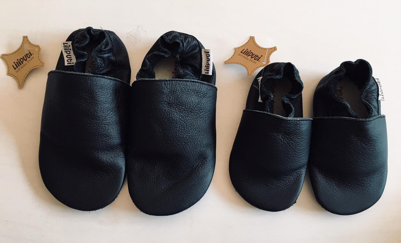 Mustad papud