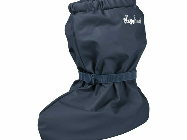 Playshoes covers with fleece blue