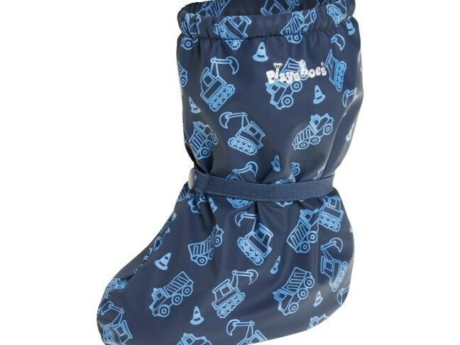 Playshoes covers with fleece patterned