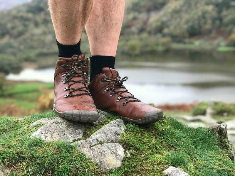 Freet Mudee vegan boot brown