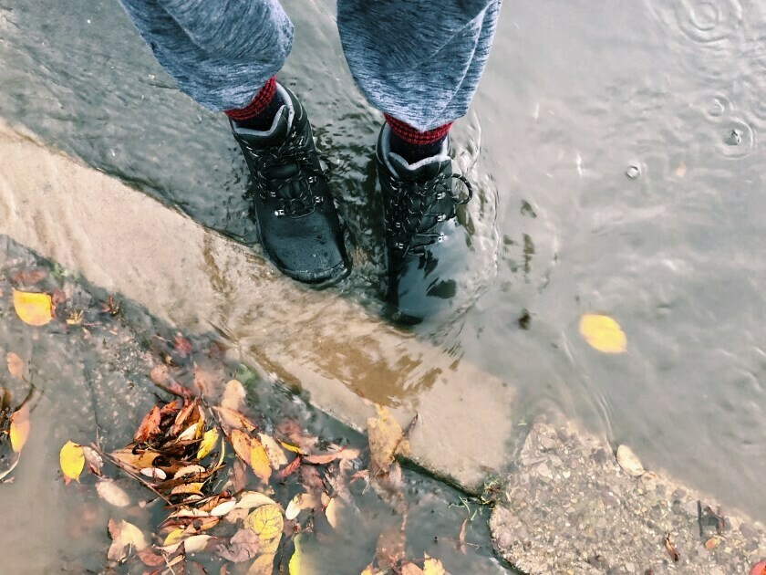 Freet Mudee vegan boot black