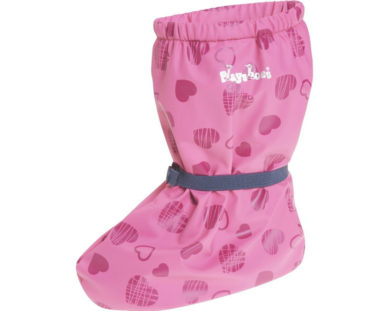Playshoes covers with fleece hearts