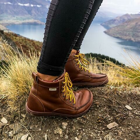 Lems Boulder Boot Brown