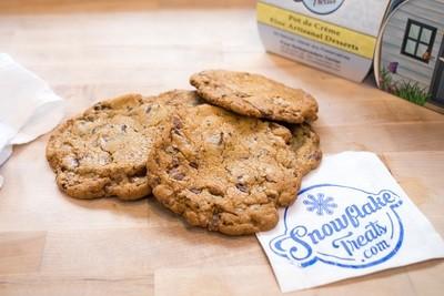 12 Triple Chocolate Perfection Cookies