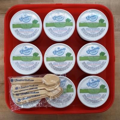 Freshly Minted Cups (9 pack)