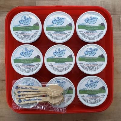 Minty Pleasure Cups (9 pack)