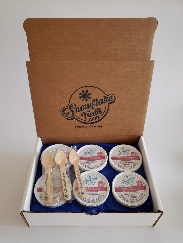 Frozen Hot Chocolate Grab n Go Box