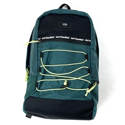 Vans Snag Plus Backpack Green