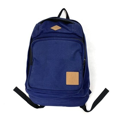 Girl Simple Backpack Blue