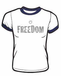 Freedom T shirt 0000