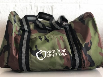 Limited Edition Profound Gentlemen utility bag