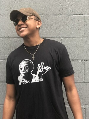 James Baldwin Graphic Tee