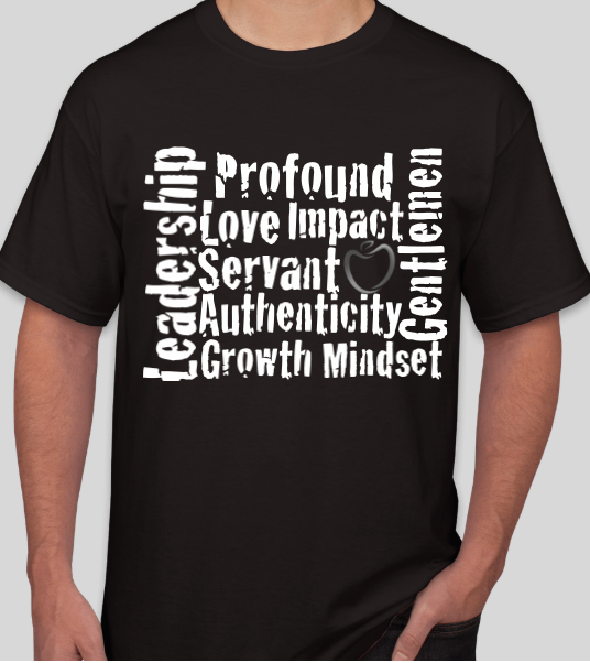 PG Black White Collection: Core Value Tee