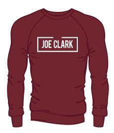 Joe Clark Pullover 0001