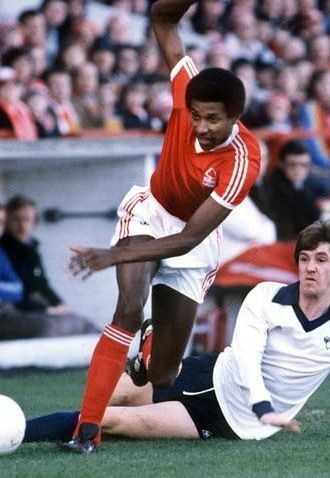 VIV ANDERSON STYLO MATCHMAKERS HEIRSHIP SEVENTY FOUR NOTTINGHAM FOREST