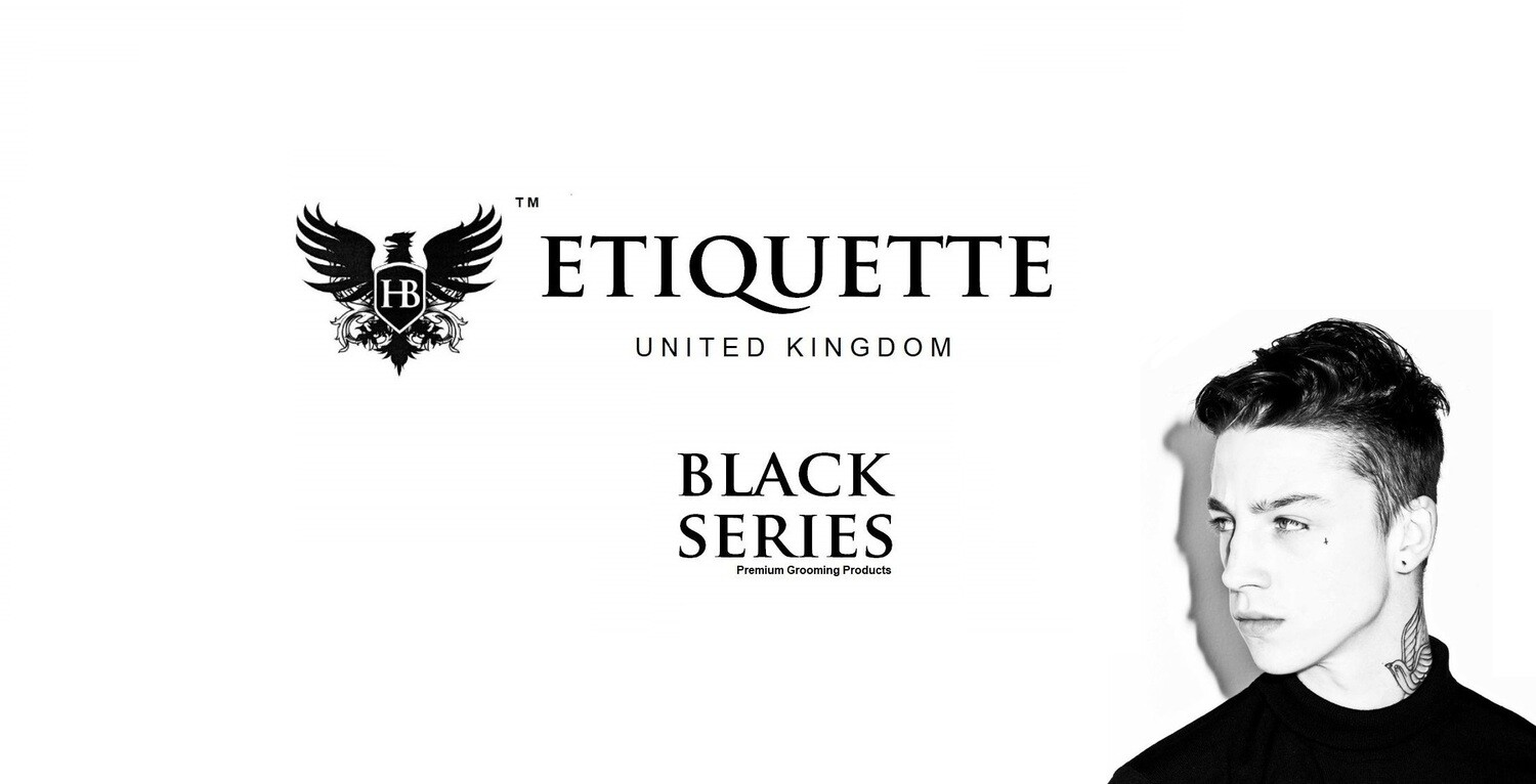 Hairbond Etiquette - Black Series - Hair (100ml, Majestic 100ml Hair SPIKER)…