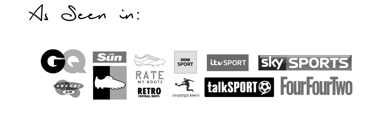 retro football boots