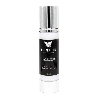 Hairbond Etiquette - Black Series - Body (Majestic 100ml Tattoo Balm