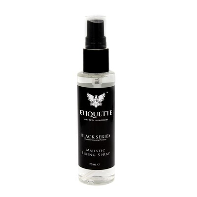 Hairbond Etiquette - Black Series - Hair (75ml, Majestic 75ml Fixing Spray)…