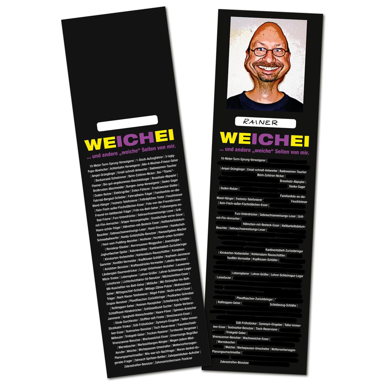 Weichei Steckbrief