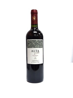 Alta Carmenere Red Wine From Chile 750ml (D7-2)6