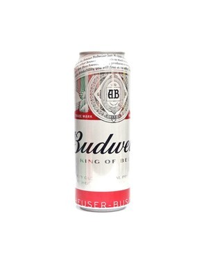 Budweiser 25oz Can (F16-2)