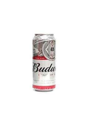 Budweiser 16oz Can (F16-1)