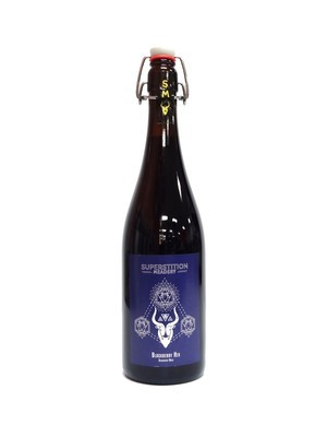 Superstition Meadery Blackberry Hex 750ml (E4-1)