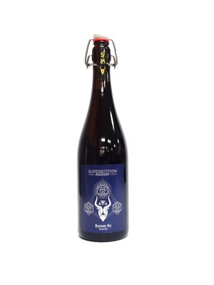 Superstition Meadery Blueberry Hex 750ml (E4-1)