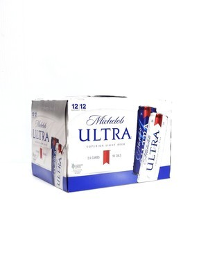 Michelob Ultra 24pk/12oz Can (BC) H