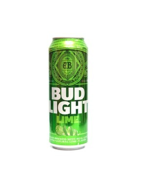 Bud Light Lime 25oz Can (F16-2)
