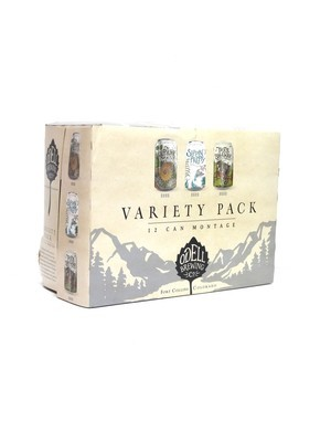 Spring Sampler Variety Pk By Odell Brew from Fort Collins, CO 12oz 12pk Can ()H