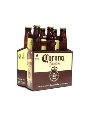 Corona Familiar 6pk/12oz Bottle (F17-2) C