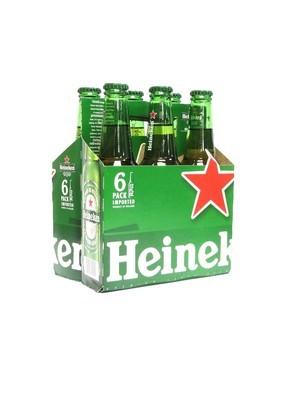 Heineken 6pk/12oz Bottle (F17-4) C