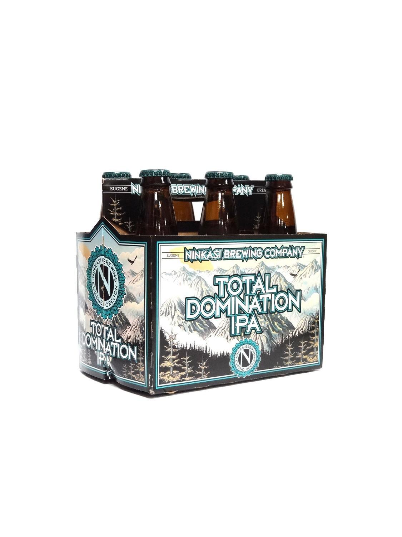 Total Domination IPA 6pk/12oz By Ninkasi Brewing (F9-2)