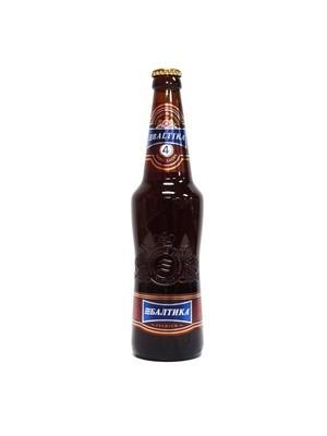 Baltika #4 Dark beer from Russia 15.89oz (F4-5)6