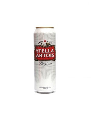 Stella Artois 19.2oz  (F16-3)