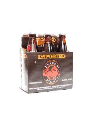 Dragon Stout from Jamaica 12oz 6pk Bottle (F4-4)6