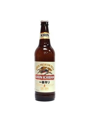 Kirin Ichiban 22oz By Kirin Premium Beer (F4-6)