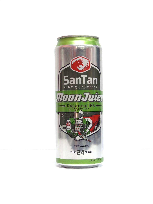 Moon Juice Galactic IPA by San Tan Brew from Chandler, AZ 24oz Single Can (F3-4)C