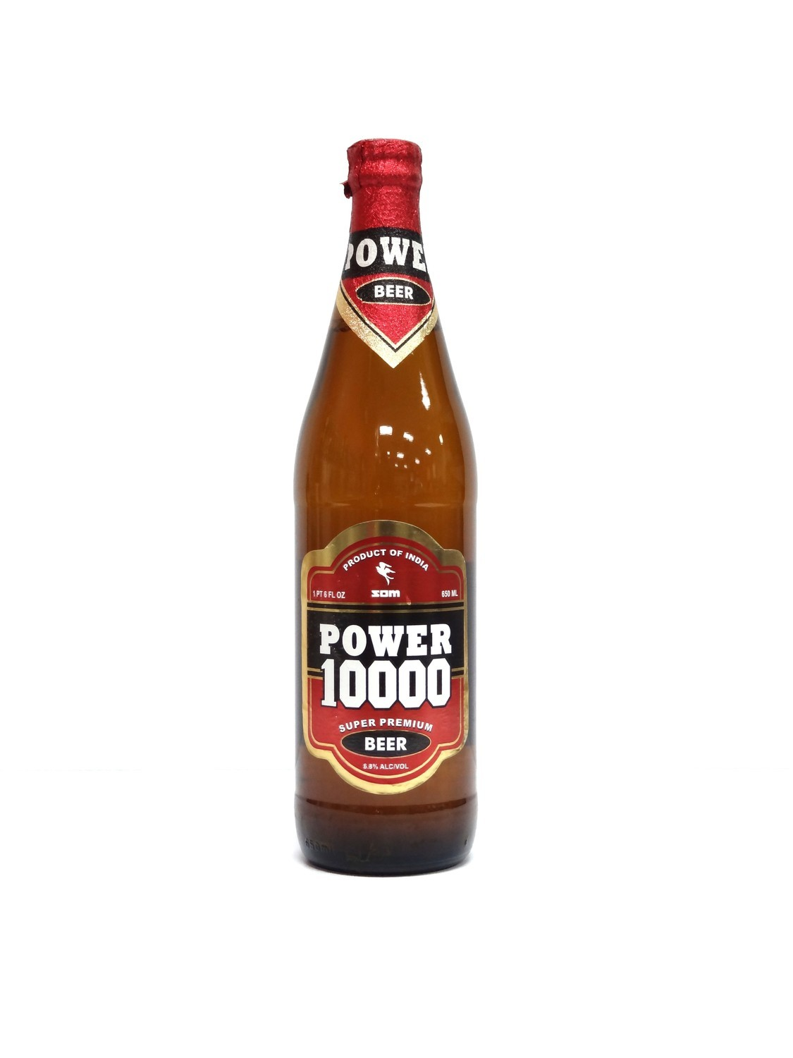 Power 10000 22oz By Som (F4-6)/6