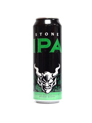 Stone IPA By Stone Brew from Escondido, CA 19.2oz Single Can (F3-2)H