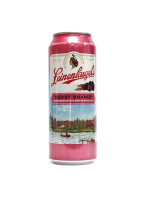 Leinenliugel's Summer Shandy By Jacob Leinenkugel Brew from Chippewa Falls, WI 24oz Single Can (F3-4)C