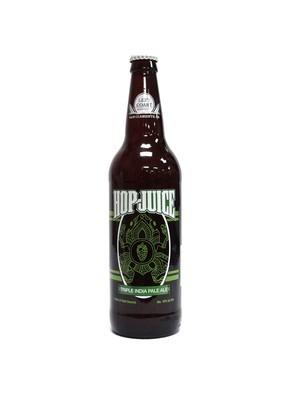 Hop Juice Triple IPA By Left Coast Brew from San Clemente, CA 22oz Single Bottle (F3-6)8