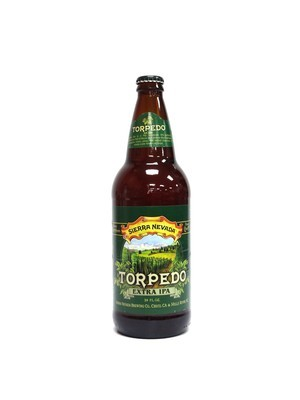 Torpedo Extra IPA By Sierra Nevada from Chico, CA 24oz Single Bottle (F3-7) H