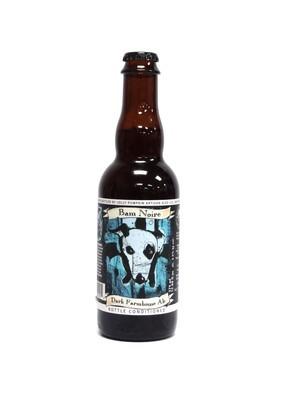 Bam Noire Dark Farmhouse Ale By Jolly Pumpkin from Dexter, MI 12.7oz Single Bottle (F1-5)2