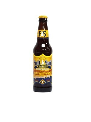 Full Sail Amber by Full Sail Brew from Hood River, OR 12oz Single Bottle (F1-8)8