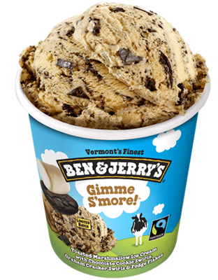 Ben & Jerry's Gimme S'more! Ice Cream 1pint