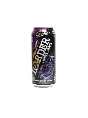 Mike's Harder Purple Grape 16oz Can By Mike's (F15-1)C